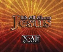 It's All About Jesus CD